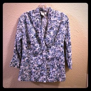 Fred David Brand Blouse
